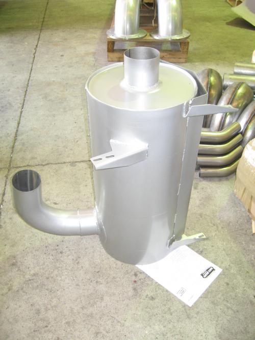 Nelson Exhaust - Serving the Diesel Powered Industry